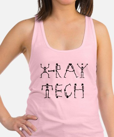 Cute Xray tech Racerback Tank Top