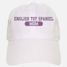English Toy Spaniel Mom Baseball Baseball Cap