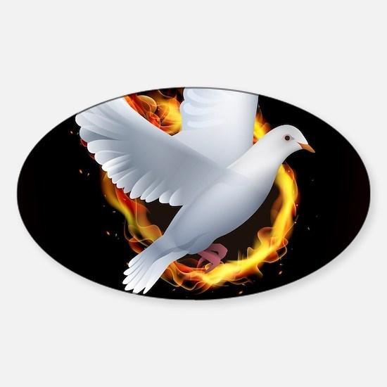 Pentecost Decal