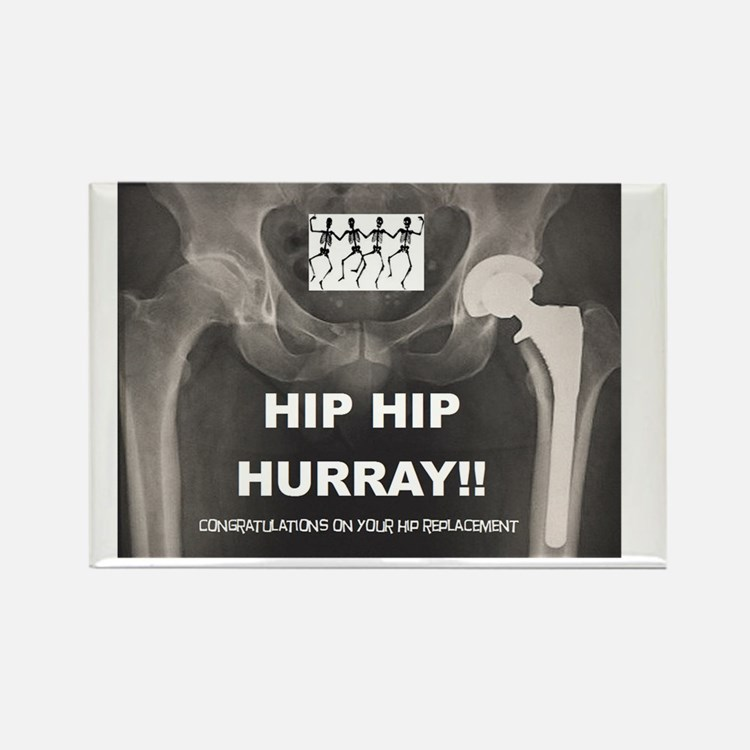 Hip Hip Hurray - Congratulations on your H Magnets