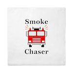 Smoke Chaser Queen Duvet