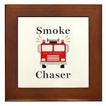 Smoke Chaser Framed Tile