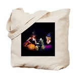 Conjuring Fairies Tote Bag