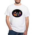 Conjuring Fairies White T-Shirt