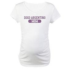 Dogo Argentino Mom Shirt