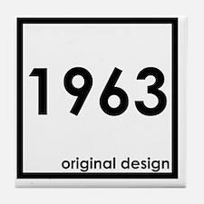 Cool 1963 Tile Coaster