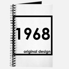 1968 birthday original design year Journal