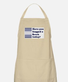 Hugged Brock BBQ Apron