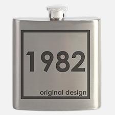 Cool 1982 Flask