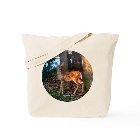 Morning Deer- Tote Bag