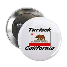 Turlock California Button