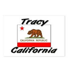 Tracy California Postcards (Package of 8)