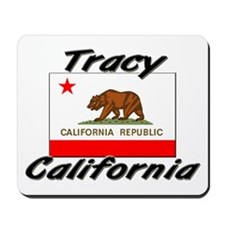 Tracy California Mousepad