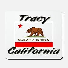 Tracy California Mousepad