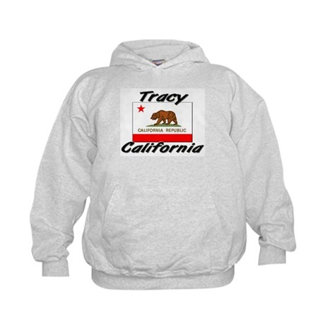 Tracy California Kids Hoodie