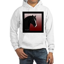 Black Horse (#6) Hoodie