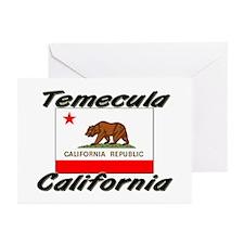 Temecula California Greeting Cards (Pk of 10)