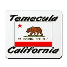 Temecula California Mousepad