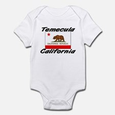 Temecula California Infant Bodysuit