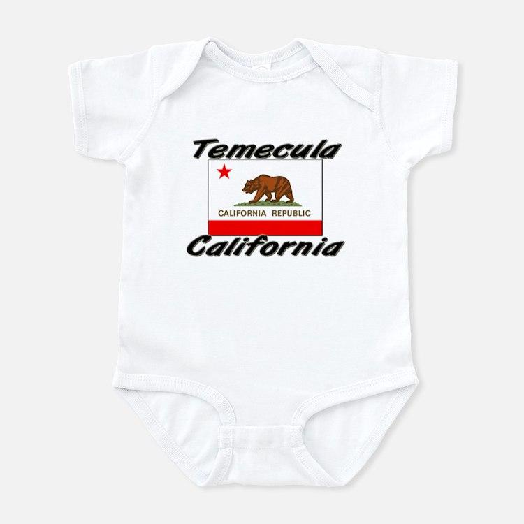 Temecula California Infant Bodysuit