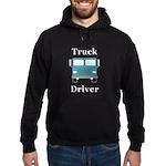 Truck Driver Hoodie (dark)