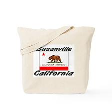 Susanville California Tote Bag