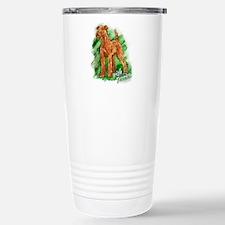 Irish Terrier Stainless Steel Travel Mug