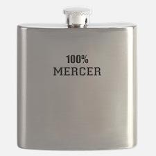 100% MERCER Flask