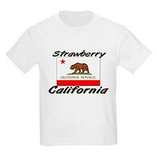 Strawberry California T-Shirt