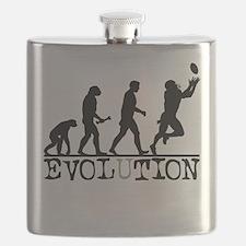 Evolution Football Flask