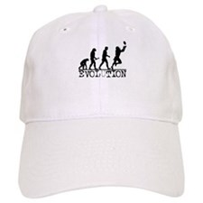 Evolution Football Baseball Baseball Cap