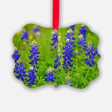 Funny Wildflowers Ornament