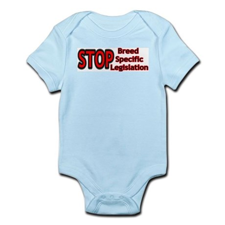 STOP BSL Infant Creeper