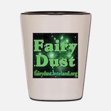 Fairy Dust Shot Glass