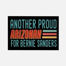 Another Proud Arizonan For Bernie Magnets