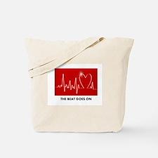 Cute Beat Tote Bag