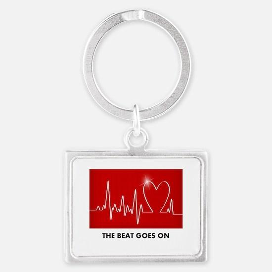 Surgery Landscape Keychain