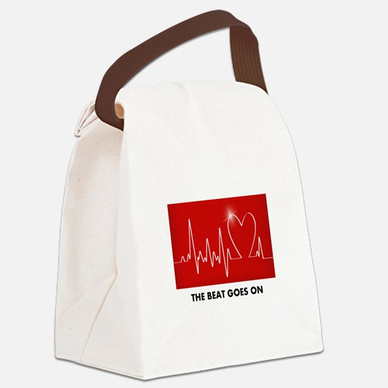 Funny Sonny Canvas Lunch Bag