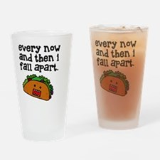 Cool Taco Drinking Glass