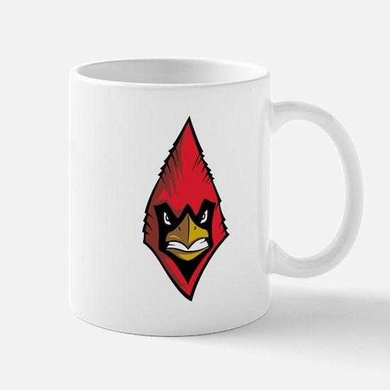 Cardinal Mascot Mugs