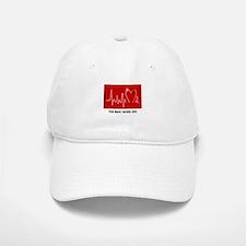 The Beat Goes On - Post Heart Attack Baseball Baseball Cap