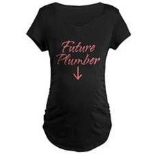 Plumber Maternity T-Shirt