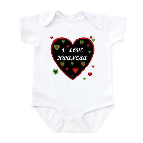 Kwanzaa Infant Bodysuit