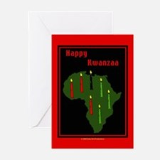 Kwanzaa Greeting Cards Pk of 10