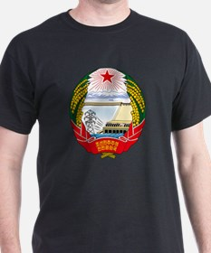 Funny North korea emblem T-Shirt