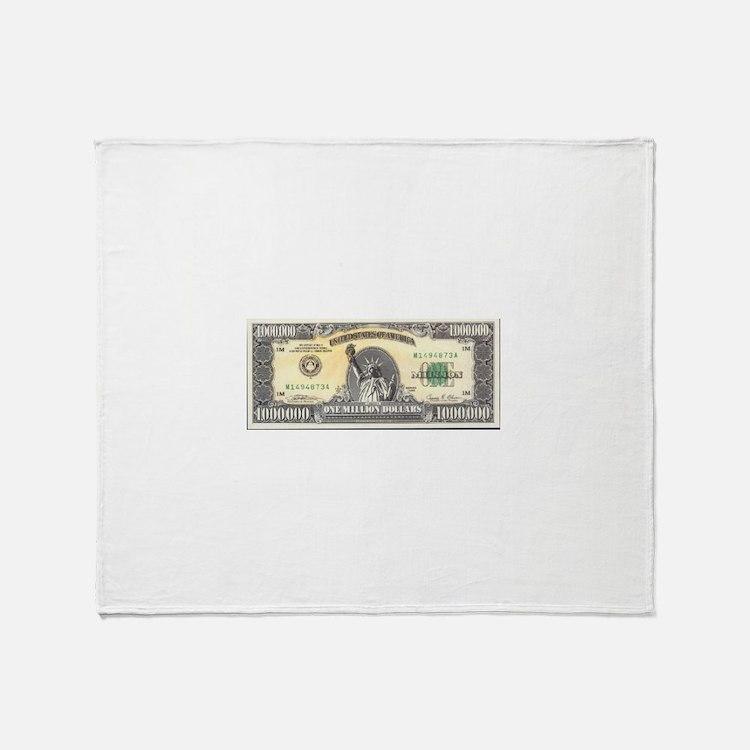 Million Dollar Throw Blanket
