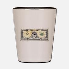Million Dollar Shot Glass