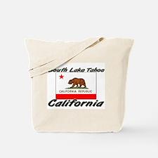 South Lake Tahoe California Tote Bag