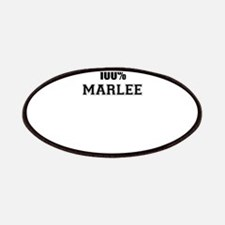 100% MARLEE Patch