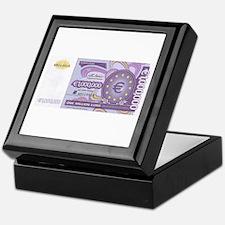 Million Euro - Money Shop Keepsake Box